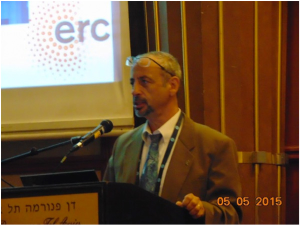 Prof. Avi Levy Ben-Gurion University of the Negev Israel Conference Co-Chairman