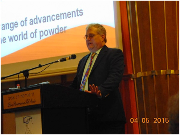 "Dr. Karl Jacob The Dow Chemical Company USA Opening lecture: ""CHoPS - Twenty Years on - Perspectives on Accomplishments in Bulk Solids Handling and the Challenges That Lie Ahead"""