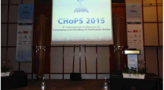 CHoPS-2015  –  A Photo Gallery