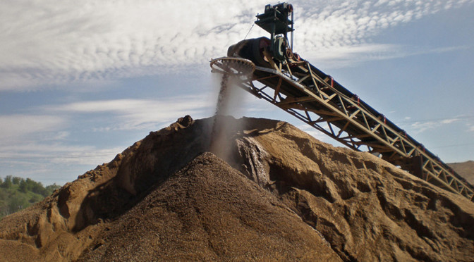 Martin Engineering: Total Solution to Dust Control