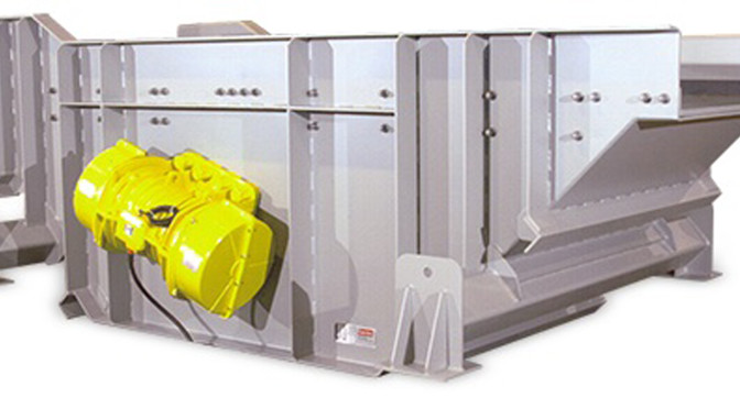 Carrier Vibrating Equipment – Delta-Phase Shakeouts
