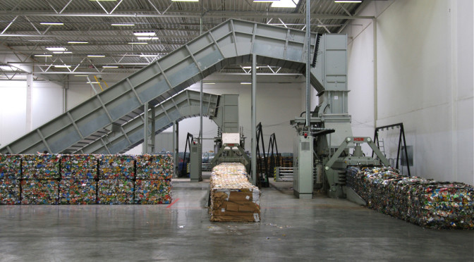 HSM GmbH + Co. KG: Euro Pool relies on the fully automatic HSM channel baling presses