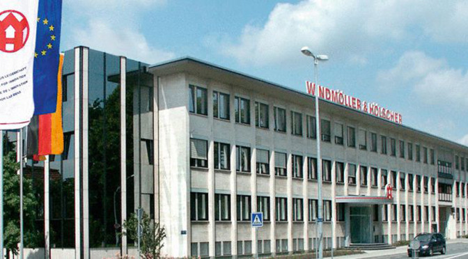 Windmöller & Hölscher New Member in the bulk-online eDirectory