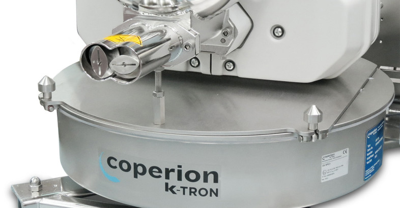 Coperion K-Tron Releases Improved D5 Scale