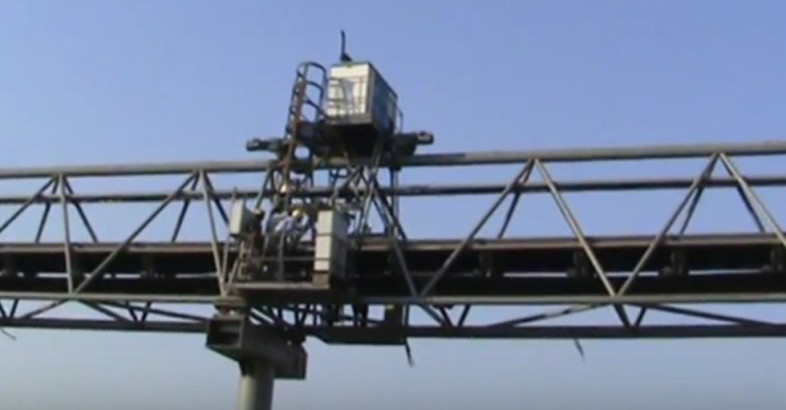 CDI Conveyor Dynamics – Dahej Overland Belt Conveyor and Trolley