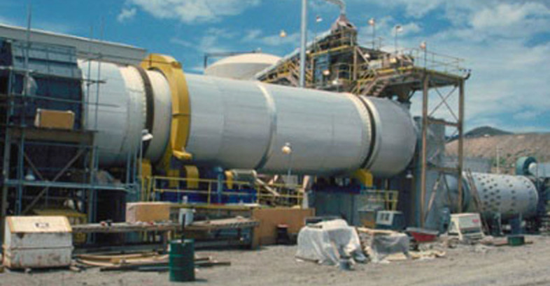 Heyl & Patterson – Bauxite Dryers for the Aluminum Production Process