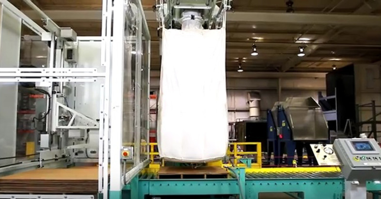 NBE National Bulk Equipment – Bulk Material Handling and Packaging System Improves Process Performance