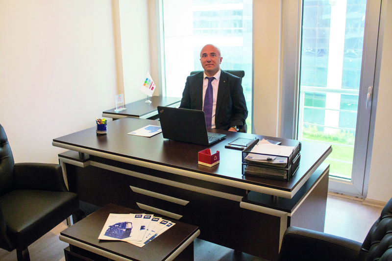 Ramazan ERGIN, General Manager of BHS Turkey