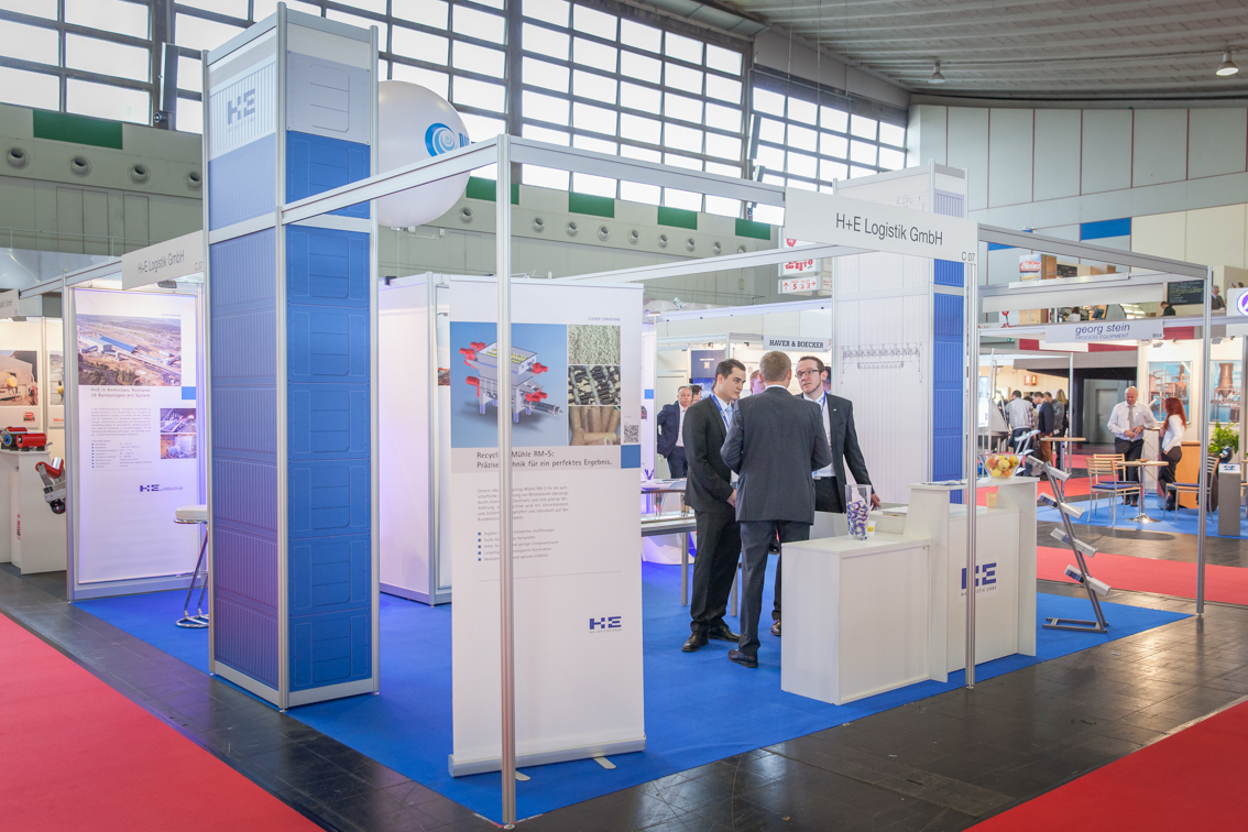 H+E_Logistik_at_Schüttgut 2015