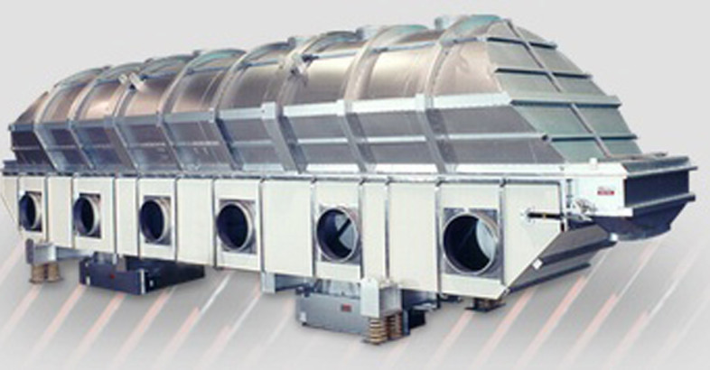 Carrier Vibrating Equipment: Vibrating Fluid Bed