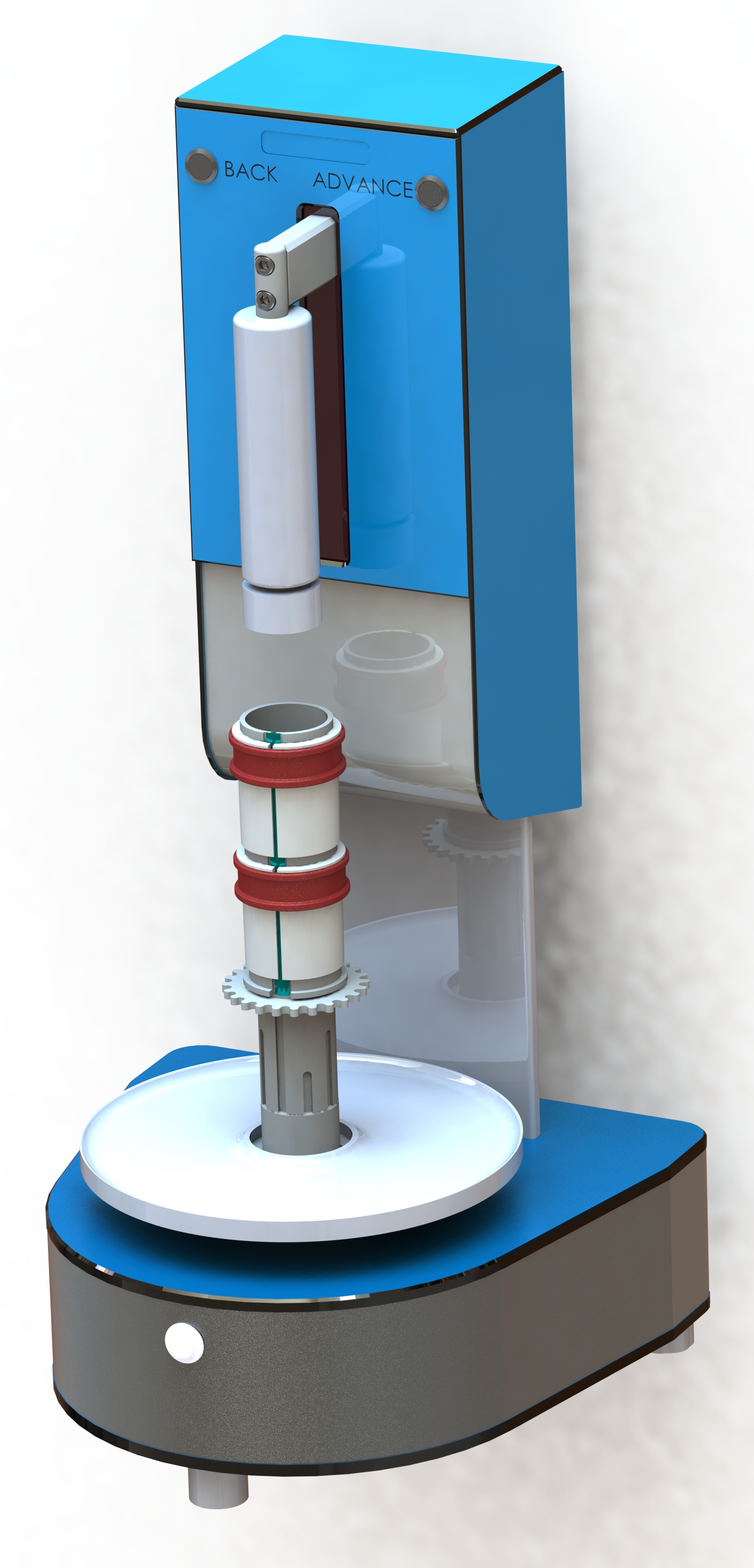 The Uniaxial Powder Tester innovatively measures unconfined yield strength(σc), and is ideal for simple, easy-to-interpret, low cost industrial testing.