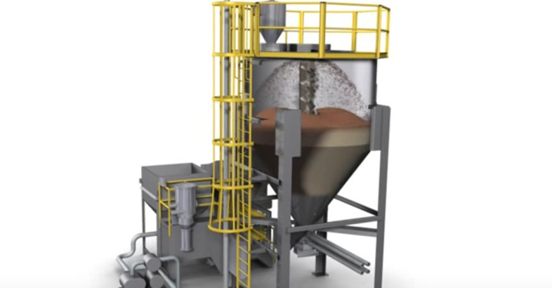 NBE National Bulk Equipment – Automated Bulk Material Mixing System Produces Highly Homogeneous Blends