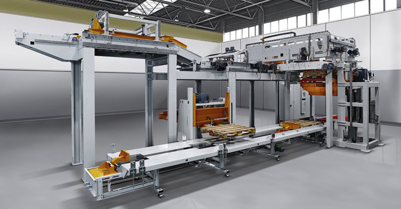 "BEUMER GROUP: ""Customers want a process, not a system"""