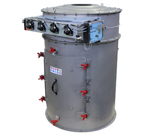 Ehe new WAMFLO Food Dust Collector