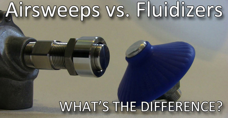 Control Concepts: Fluidizers vs Airsweeps