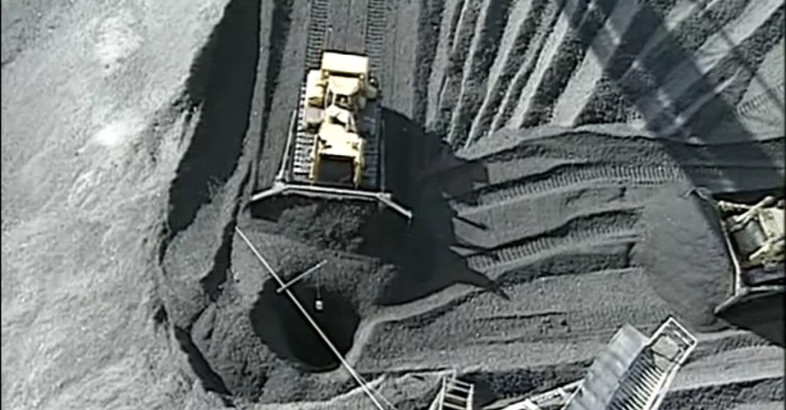 M.S.H.A.: Hazards of Coal Stockpiling Operations