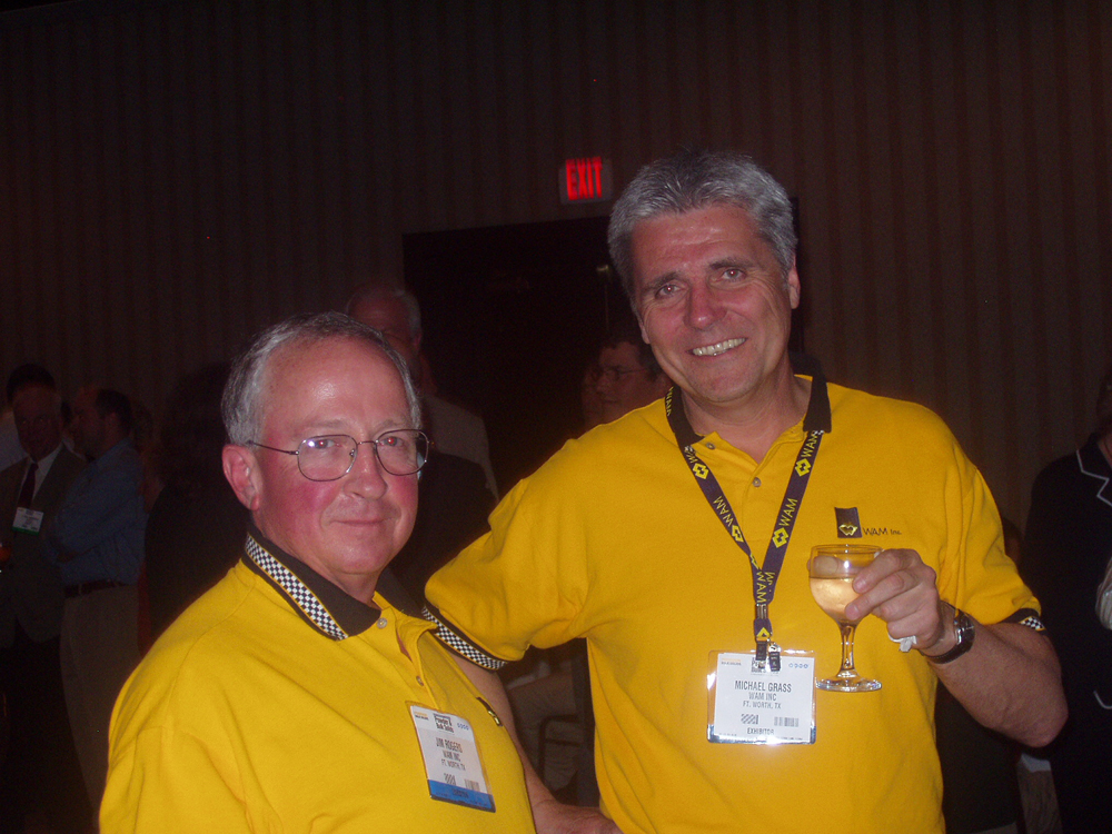 Jim Rogers and Michael Grass, WAMGROUP