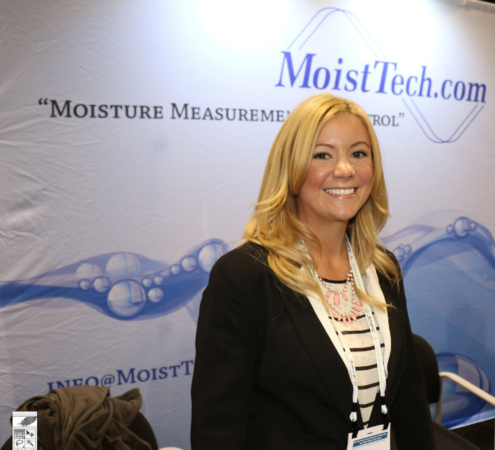 Brittany Byrd, Sales, MoistTech Corp.