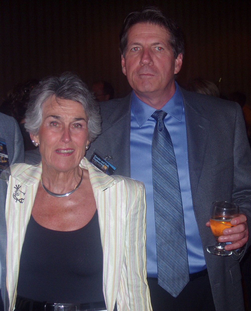 Ute and Kevin Clohesey, Powder and Bulk Engineering