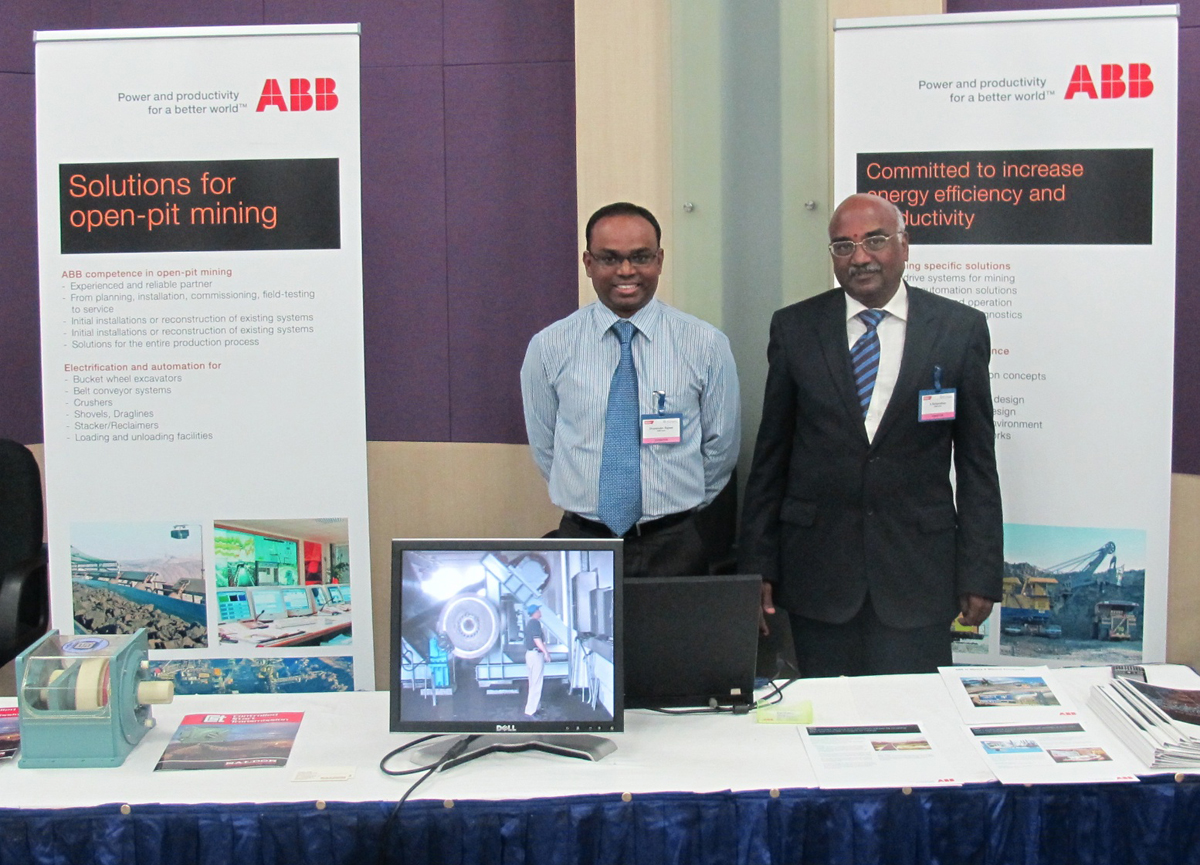 ABB stand