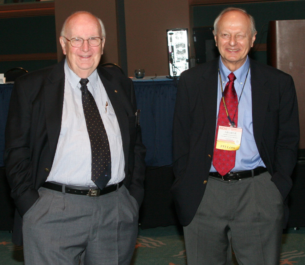 Alan Roberts and George Klinzing, Orlando, FL 2006