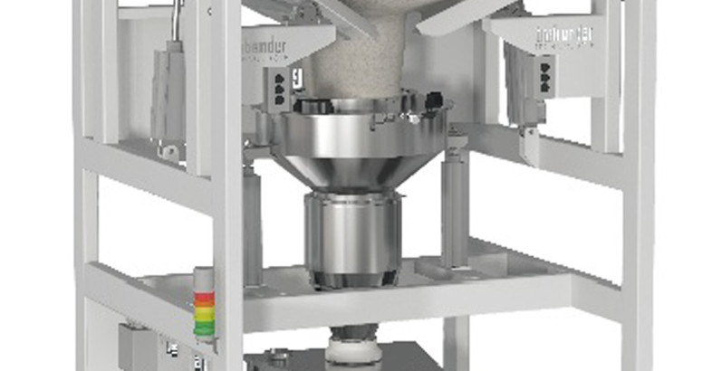 Brabender Technologie at POWTECH 2016:  Bulk Ingredients a la carte