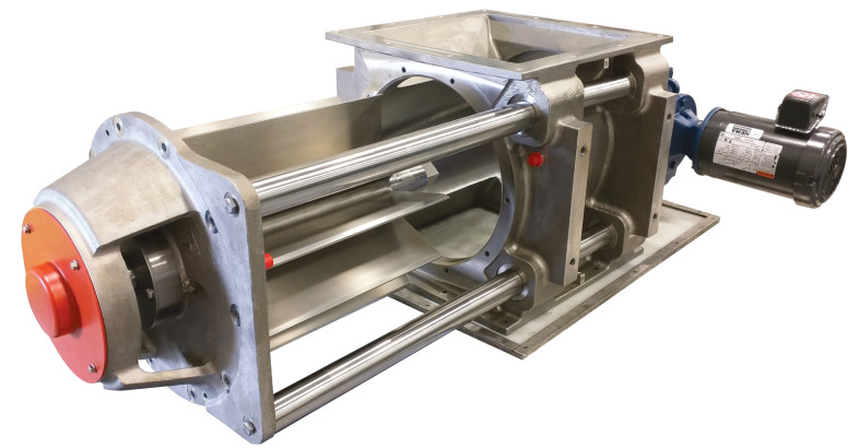 Schenck Process Introduces New CMD Airlock for Sanitary Processes