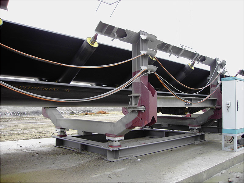 MULTIBELT® Belt weigher