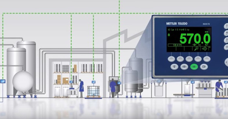 Mettler Toledo: Secure Monitoring of Scales with InTouch Remote Service