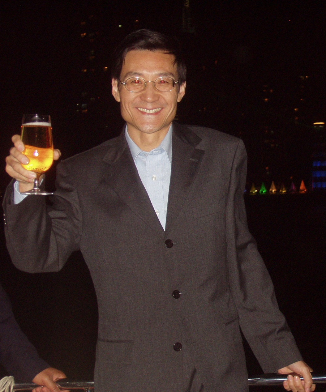 and thank you, Xing Lan for a few great exhibitions and conferences...Cheers!