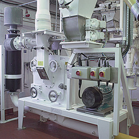 Kek 2H Universal Mill with pneumatic conveying discharge