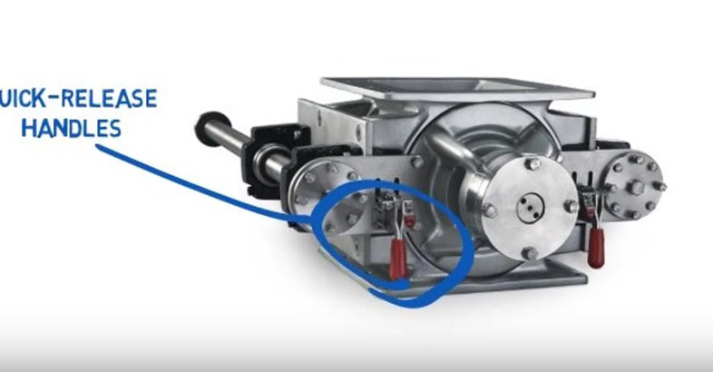 ACS Valves: Make cleaning suck less with our RunClean™ on RotorRails™