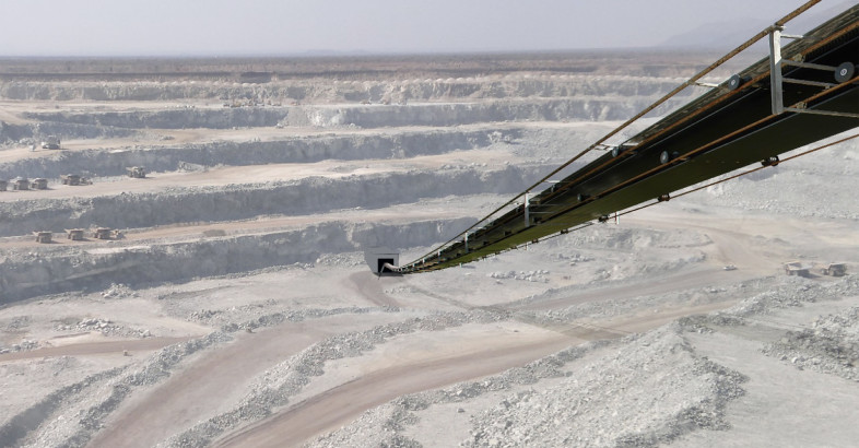 Doppelmayr RopeCon – Your Conveyor for Open-Pit Mining