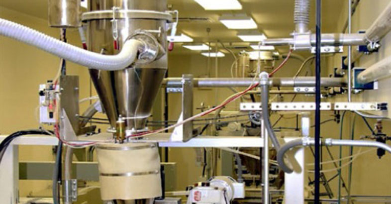 Vortex Mixing: Simple Mixing Plant for Foodstuff Industry