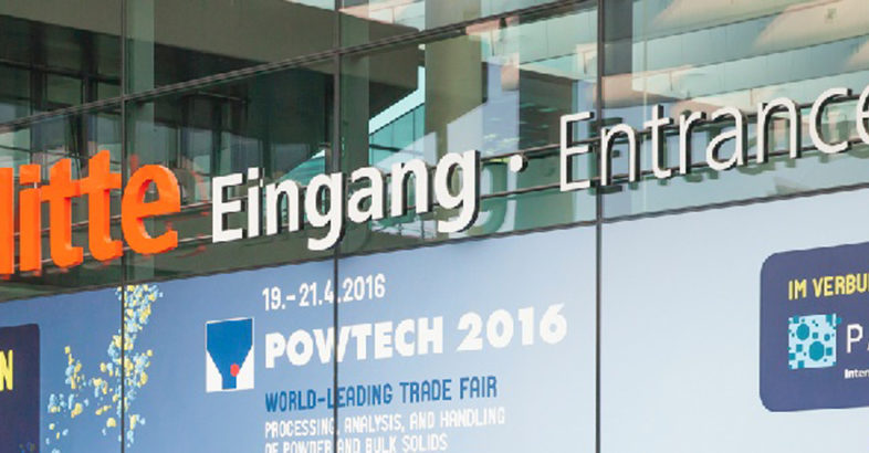 POWTECH 2016 – A Photo Gallery – Part I – The bulk-online Leaders