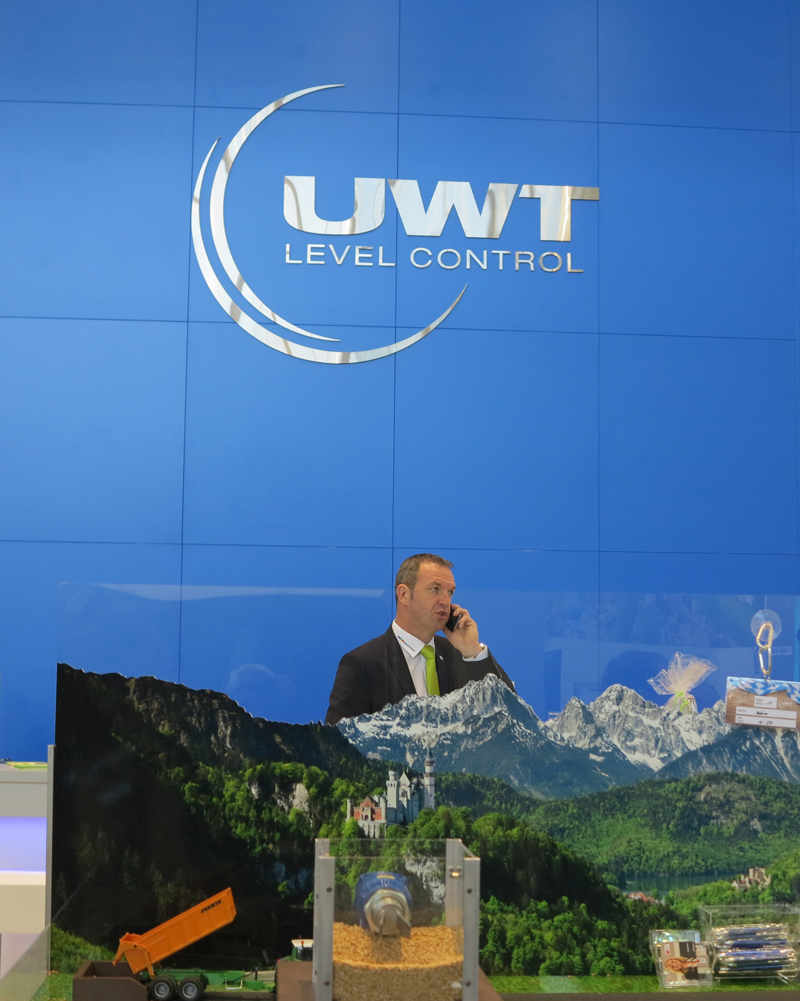 Uwe Niekrawietz, Managing Director, UWT Level Control