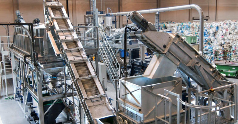 HERBOLD MECKESHEIM: Recycling Post-consumer Waste and Film Waste