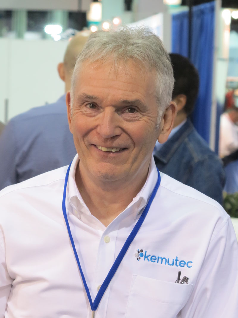 Rob J. Dallow, President, Kemutec Group