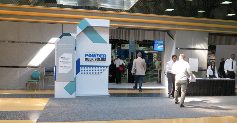 Powder & Bulk Solids International 2016 – A Photo Gallery – Part I: The bulk-online Leaders