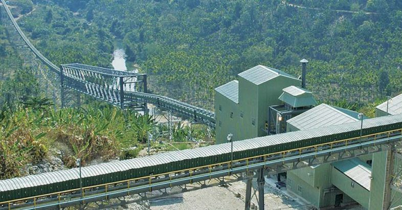 Larsen & Toubro: Asia's longest single belt conveyor