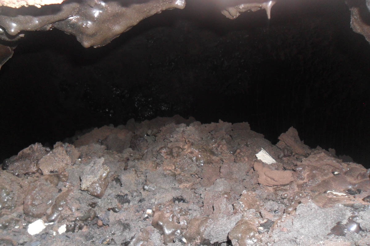 The silica clogged the duct by 90%, causing pressure to build within the system and posing a potential risk.
