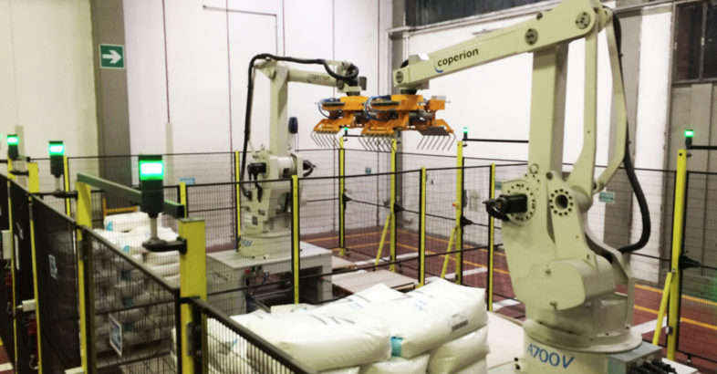 Coperion: New packaging lines for SABIC in Pontirolo, Italy