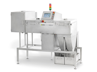 X-ray Inspection and Sorting System for bulk flow product