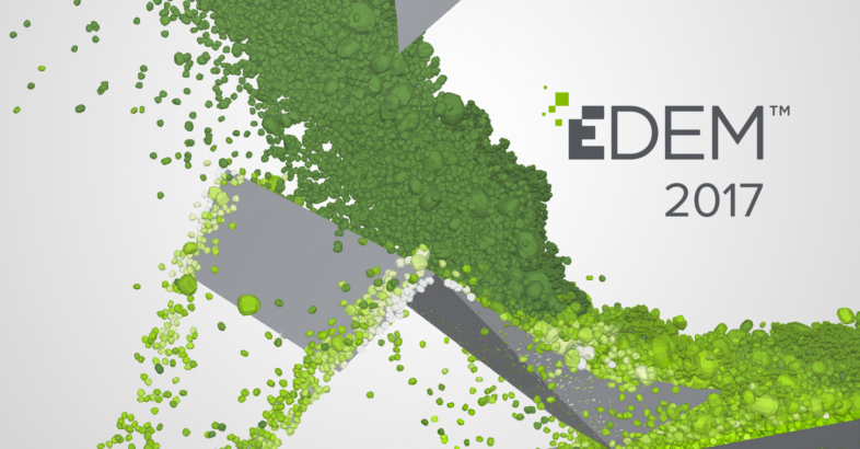 EDEM 2017 – the next generation of the market-leading software for bulk material simulation