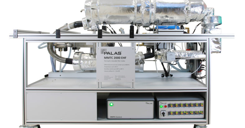 Palas GmbH Germany: New Products to be Shown at Filtech 2016 in Cologne