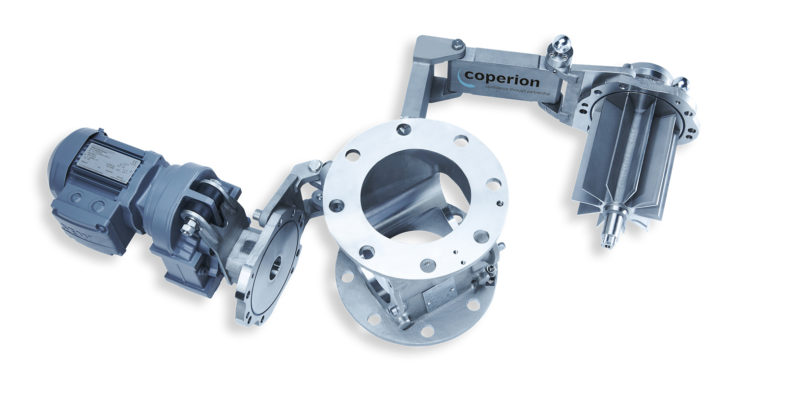 Coperion and Coperion K-Tron: Latest developments in bulk material handling technology