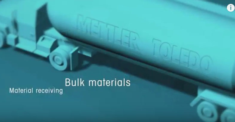 METTLER TOLEDO: Traceable production processes with compliant label printing