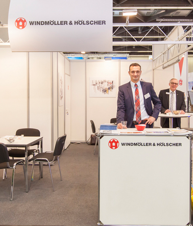 Mikhail Zverev, Marketing, Windmöller & Hölscher