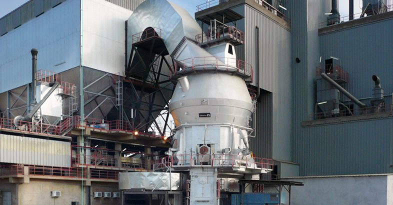 LOESCHE: New Vertical Roller Mill for Siam Cement