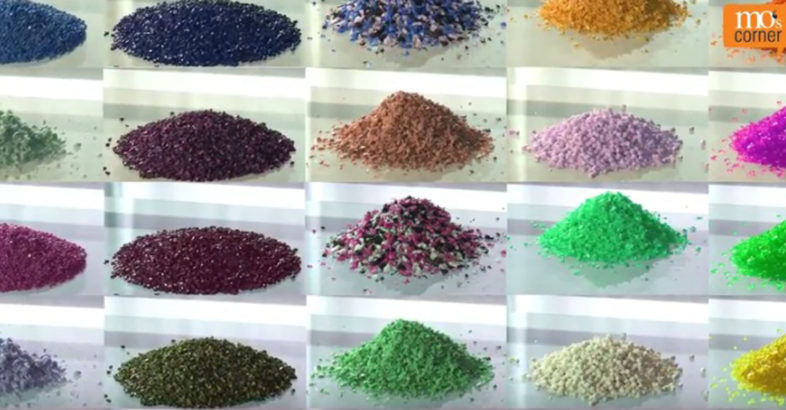 motan-colortronic: Dosing and Mixing of Plastics Materials